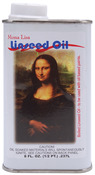 8oz - Mona Lisa Linseed Oil
