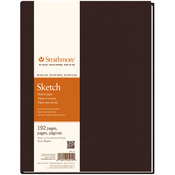 "60lb 192 Pages - Strathmore Sketch Book 11""X14"""