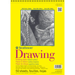 "70lb 50 Sheets - Strathmore Drawing Paper Pad 11""X14"""