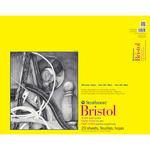 "100lb 20 Sheets - Strathmore Vellum Bristol Paper Pad 19""X24"""