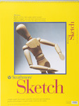 """50# 30 Sheets - Strathmore Sketch Book 18""""X24"""""""