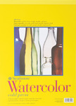 """Cold Press 140# 12 Sheets - Strathmore Watercolor Paper Pad 11""""X15"""""""