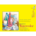"140lb Cold Press 12 Sheets - Strathmore Watercolor Paper Pad 18""X24"""