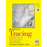 """25lb 50 Sheets - Strathmore Tracing Paper Pad 9""""X12"""""""