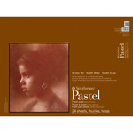 """80lb 24 Sheets - Strathmore Assorted Color Pastel Paper Pad 18""""X24"""""""