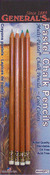 Cool Colors - Multi Pastel Chalk Pencils 4/Pkg