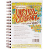 "Strathmore Visual Journal Mixed Media Vellum 5.5""X8"""