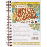 "5.5""X8"" Strathmore Visual Journal Bristol Vellum"