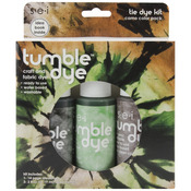 Camo - Tumble Dye Craft & Fabric Tie Dye Kit