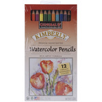 Assorted Colors - Kimberly Watercolor Pencils 12/Pkg