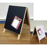 "8""X12"" - Dry Erase Magnetic Chalkboard Easel"