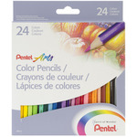 Assorted Colors - Colored Pencils 24/Pkg