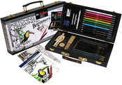 Sketching & Drawing - Artist Set For Beginners