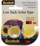 """Scotch Low Tack Artist Tape .75""""X10yd"""