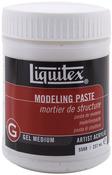8oz - Liquitex Modeling Paste Acrylic Gel Medium