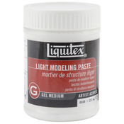 Light Modeling Paste Acrylic Gel Medium - Liquitex