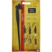 Speedball Oblique Pen Set-