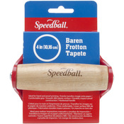 "Red Baron Handle 4"" Round-"