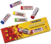 Chubbies - Cray-Pas Junior Artist Oil Pastels 12/Pkg