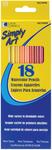 Simply Art Watercolor Pencils 18/Pkg-