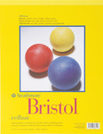 """11""""X14"""" Strathmore Bristol Vellum Paper Pad"""