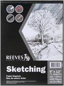 """Sketch Book 9""""X12"""", 75 Sheets - 60lb"""