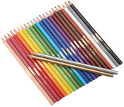 Prang Colored Pencils 24/Pkg