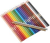 Prang Colored Pencils 24/Pkg