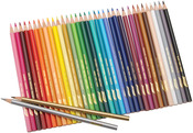 Prang Colored Pencils 36/Pkg