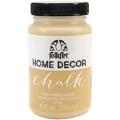 Vintage Mustard - FolkArt Home Decor Chalk Paint 8oz