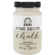 Oatmeal - FolkArt Home Decor Chalk Paint 8oz