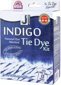 Indigo - Jacquard Tie - Dye Kit