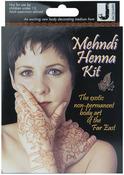 Mehndi Henna Kit - Jacquard