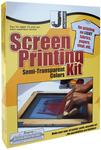 Semi Transparent - Jacquard Screen Printing Kit