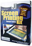 Opaque - Jacquard Screen Printing Kit