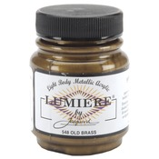 Old Brass - Jacquard Lumiere Metallic Acrylic Paint 2.25oz