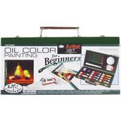 Oil Color Painting - Artist Set For Beginners
