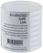 PanPastel Sofft Lids 8/Pkg