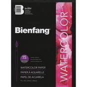 """Bienfang Watercolor Paper Pad 9""""X12"""""""