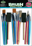 Assorted - Brush Value Pack 25/Pkg