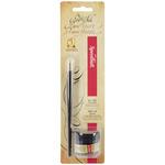 Black - Speedball Calligraphy Pen & Ink Set