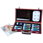 Watercolor Painting - Artist Set For Beginners