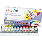 Assorted Colors - Watercolors 5ml 12/Pkg
