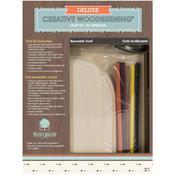 Deluxe Woodburning Craft Kit
