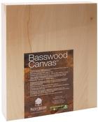 "Basswood Canvas - 8""X10"""