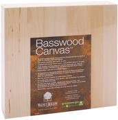 "8""X8"" - Basswood Canvas"