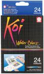 Koi Watercolor Pocket Field Sketch Box