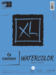 Watercolor 9X12 XL Paper Pad - Canson