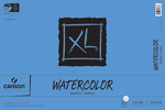 """12""""X18"""" Canson XL Watercolor Paper Pad"""