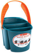 "Holds 2 Liters - Mijello Blue Artists Bucket 11.4""X7.5""X6.3"""